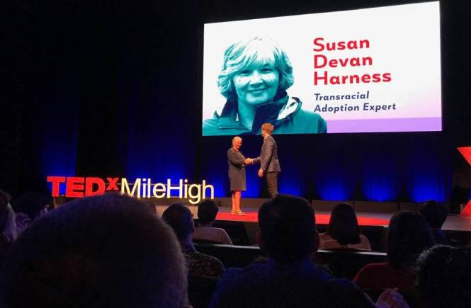 Susan Devan Harness - TEDxMileHigh 6/22/2019