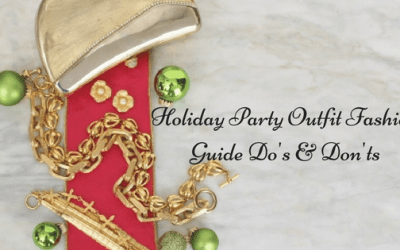 Holiday party outfit fashion guide do's and don'ts