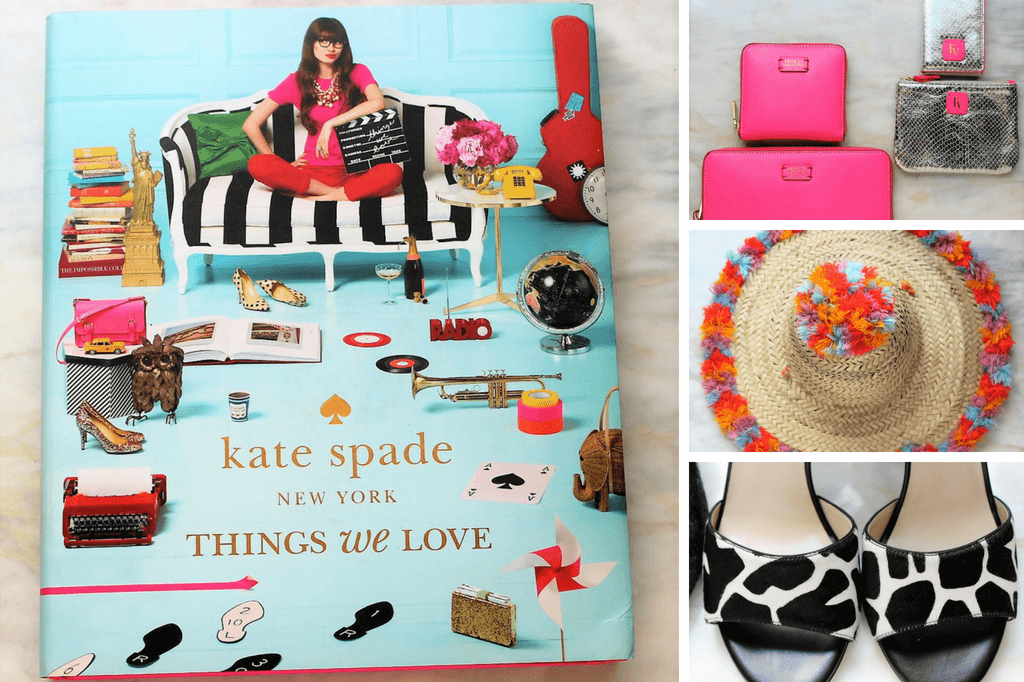 9b811f5e3d7265 My cousin sent me a link early Tuesday morning June 5, 2018 about Kate Spade  passing away. I was shocked and saddened. In the past week of remembering  and ...
