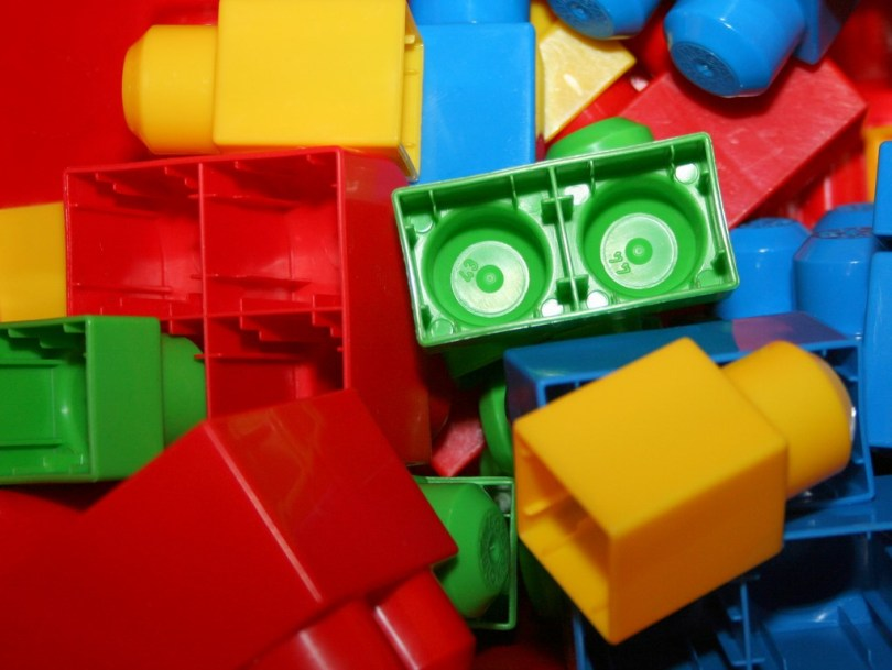 Blocks to build with