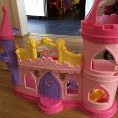 Princess Chairs For Toddlers Swivel Chair Base Uk Fisher Price Little People Disney Palace Review