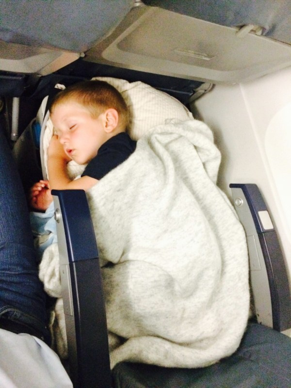Flying With Baby Toddler Jetkids Bedbox