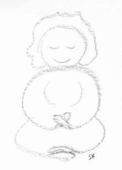 Yoga pour les enfants: Postures et Méditation par Susan