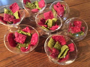 beet and lovage crack