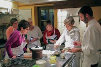 our cooking school