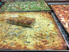 More ligurian vegetable tarts.