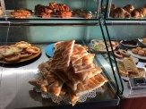 The best breakfast spread in town is here at the Caffe del Porto. Focaccia is King!