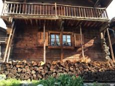 Lots of wood.