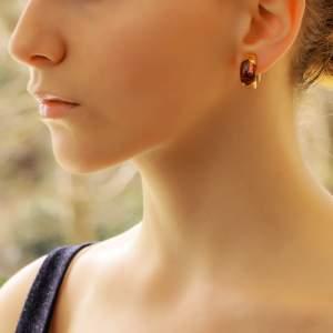 Bvlgari Tronchetto Pink Tourmaline Clip Earrings Set in 18k