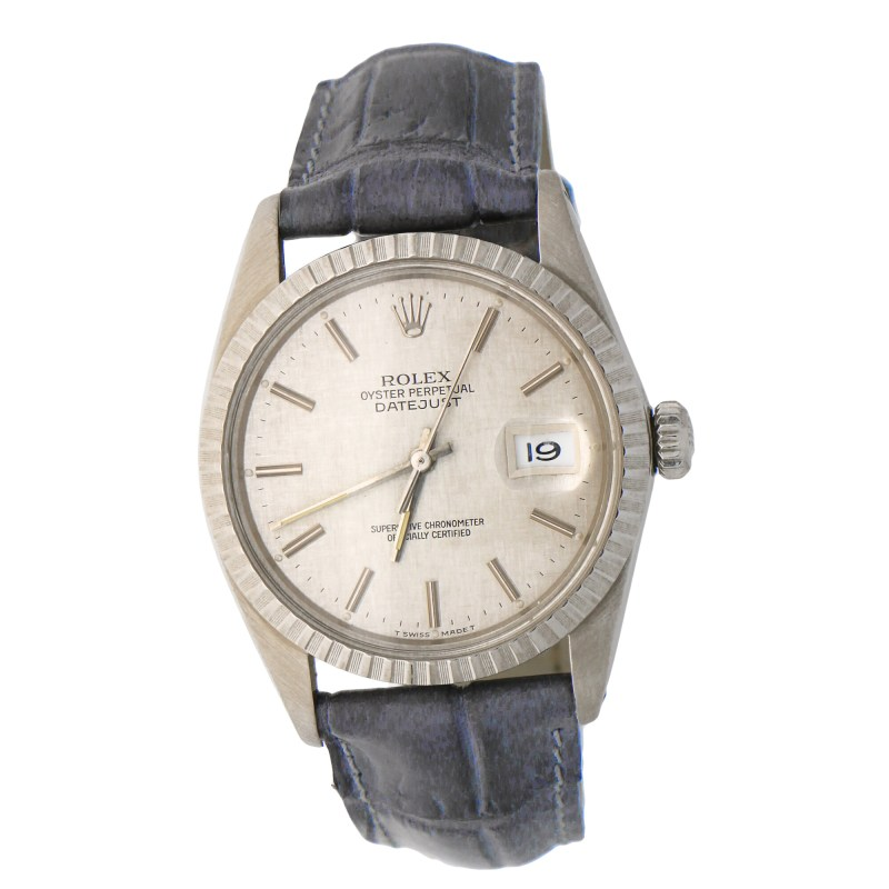 Vintage Rolex Oyster Datejust wrist watch