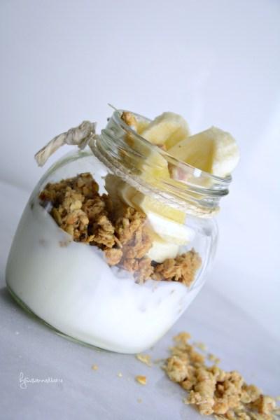 Joghurt snack