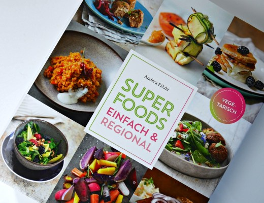 Buchcover Superfoods