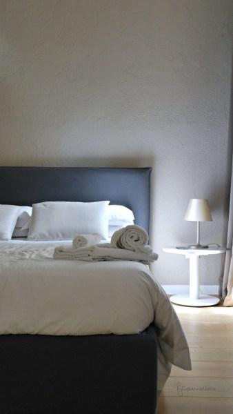 Verona room Bett