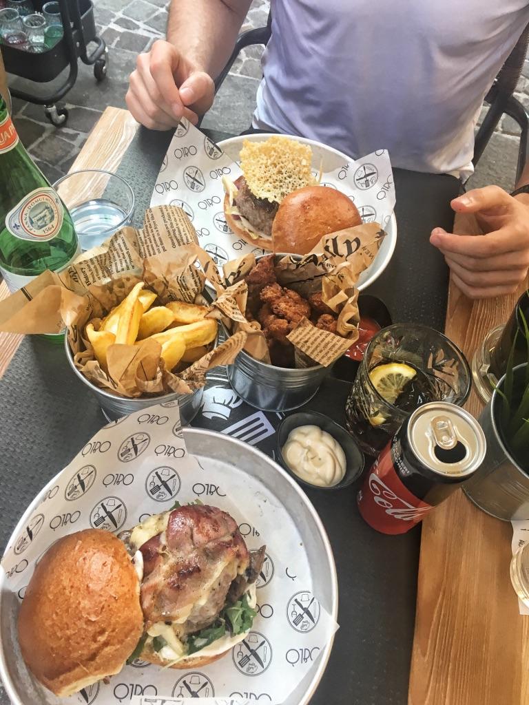 oblo street food