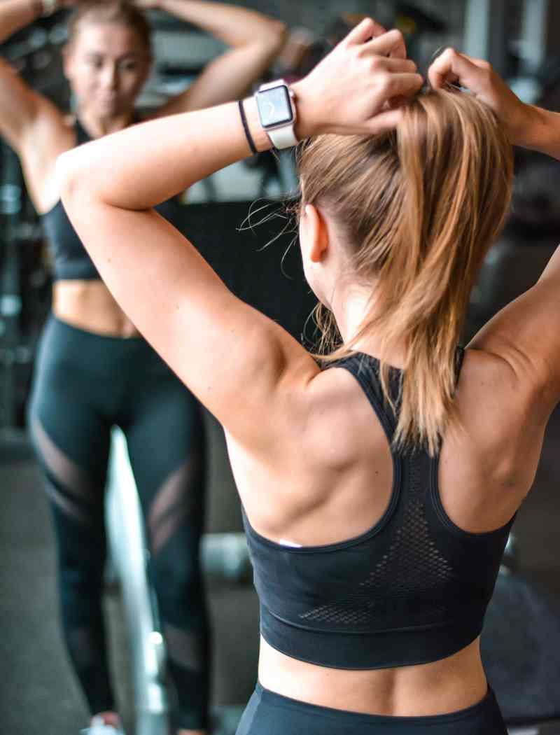 Fitness Susanna Marie
