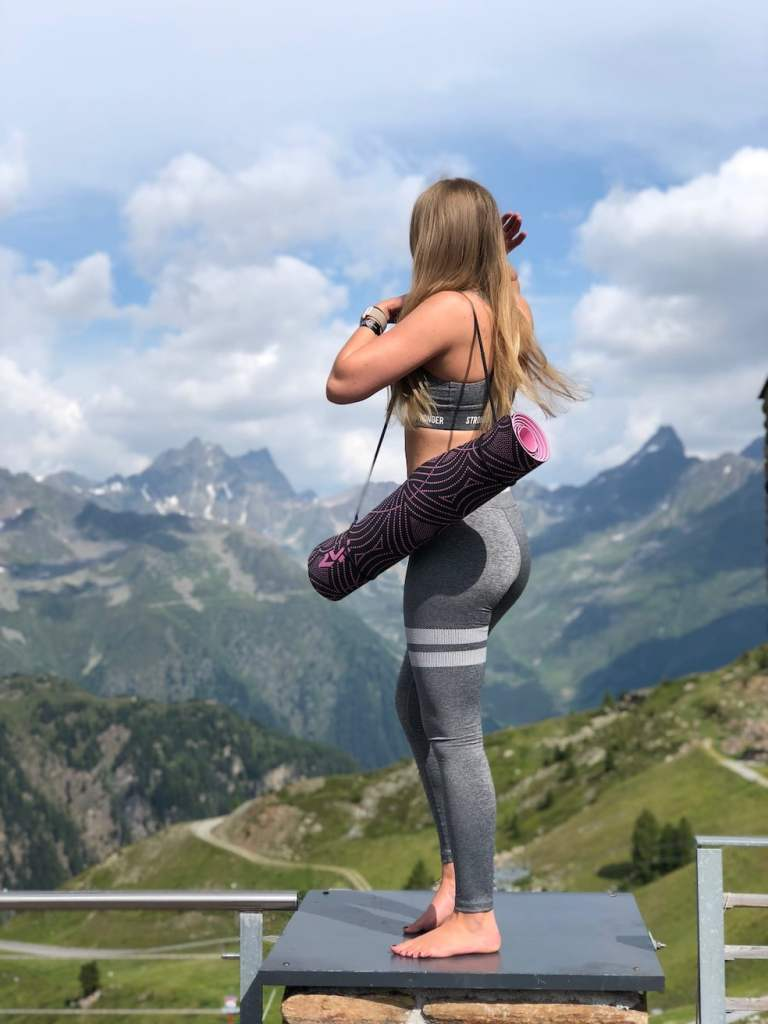 Ischgl Womens Summer Festival Yoga
