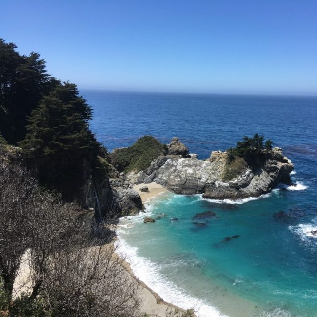The Professor Goes West//Day 13//Big Sur Coast