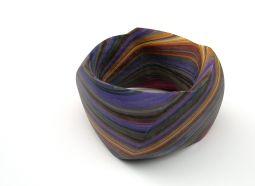 Armreif violet bark 1