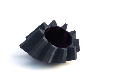 Zahnradschale Papier Purpur