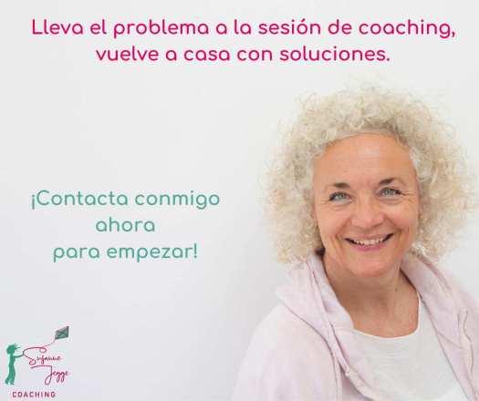 Coaching con Susanne Jegge