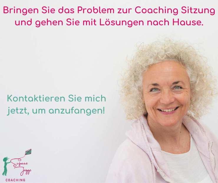 Coaching mit Susanne Jegge