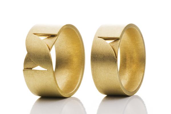 Moderne ringe aus gold  Beliebtester Schmuck