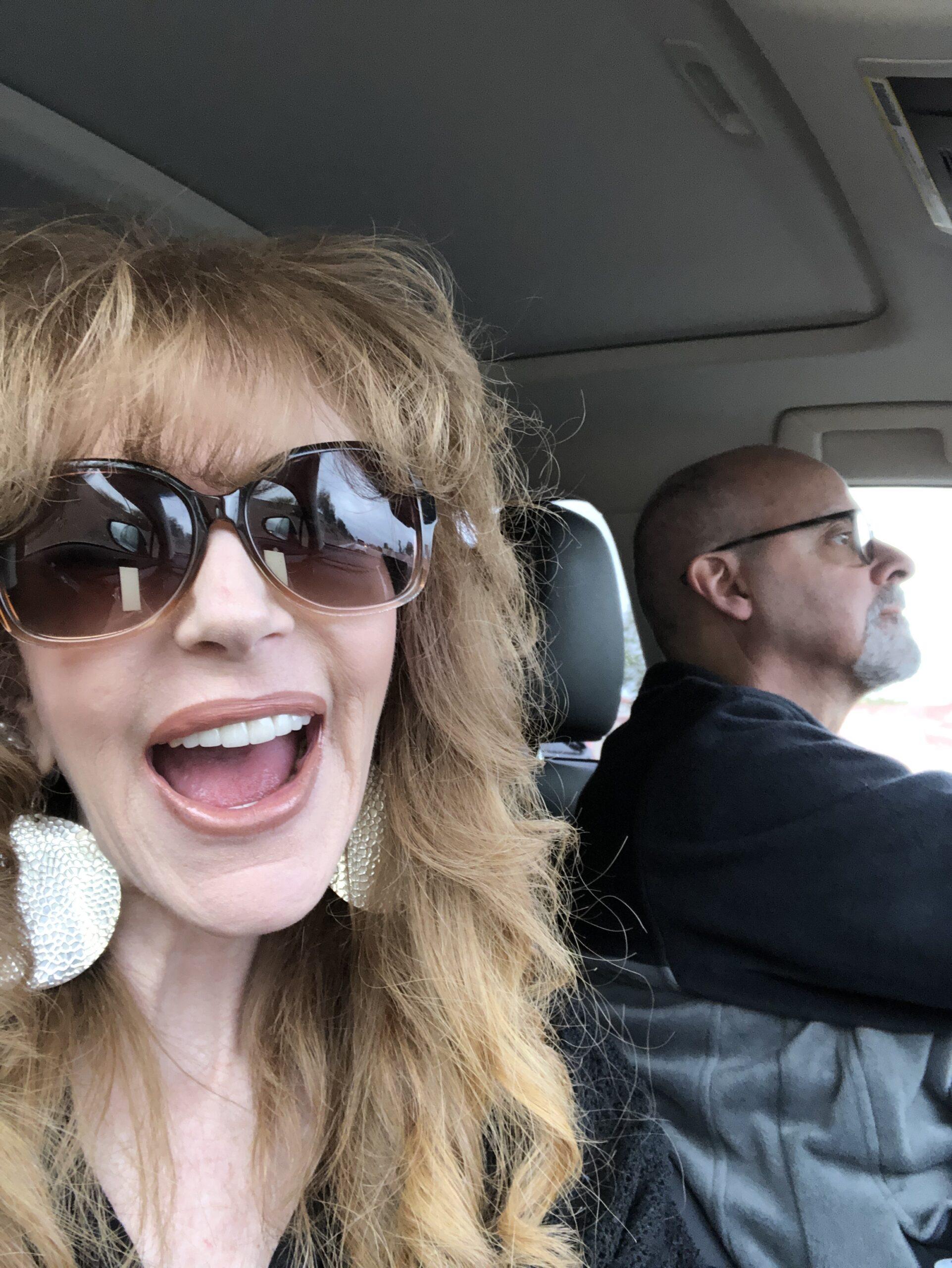 2019 car selfie