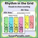 Rhythm in the Grid