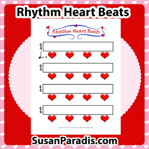 Rhythm Hearts Beats