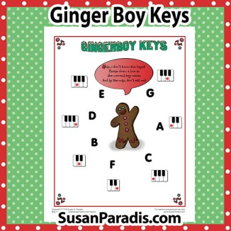 Ginger Boy Keys