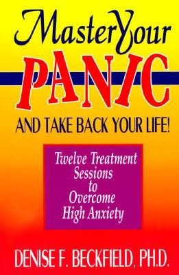 master your panic book