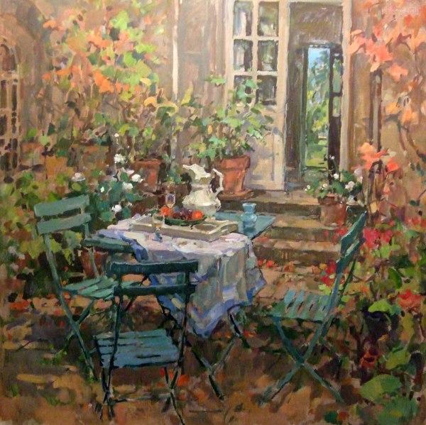 Susan Ryder Rp Neac Artist And Painter - Interiors