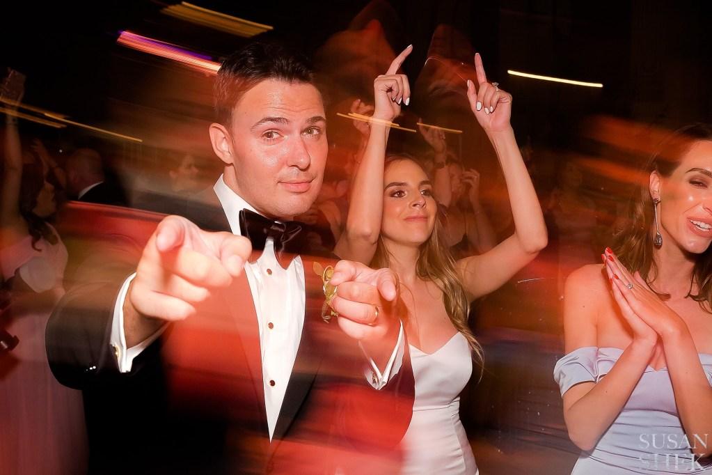 more dancing at The Plaza Hotel Ballroom