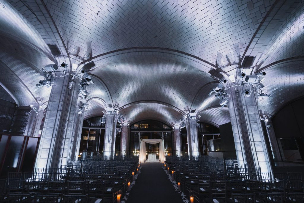 10 Luxurious Wedding Venues NYC Has To Offer - Susan Shek