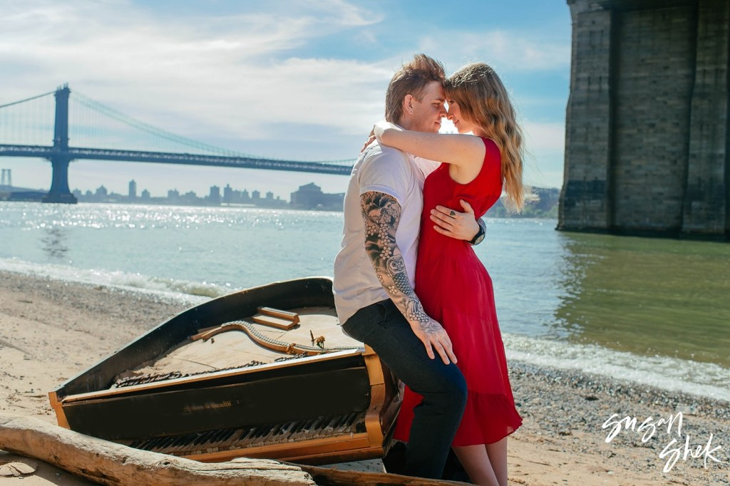 East River Engagement Session, Engagement Shoot, NYC Engagement Photographer, Engagement Session, Engagement Photography, Engagement Photographer, NYC Wedding Photographer