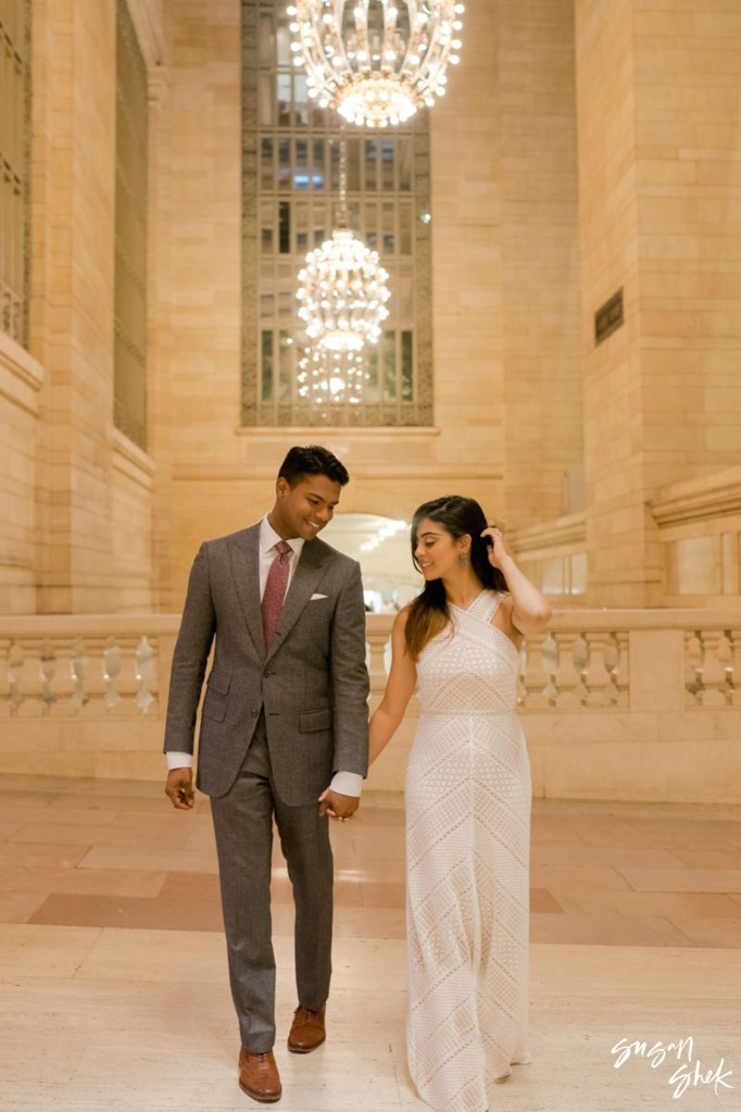 Vanderbilt Hall Engagement, Engagement Shoot, NYC Engagement Photographer, Engagement Session, Engagement Photography, Engagement Photographer, NYC Wedding Photographer