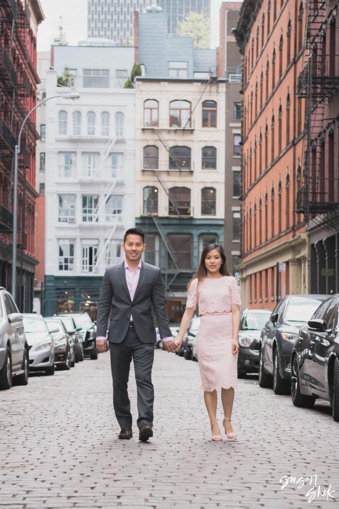 Soho Engagement Shoot, NYC Engagement Photographer, Engagement Session, Engagement Photography, Engagement Photographer, NYC Wedding Photographer