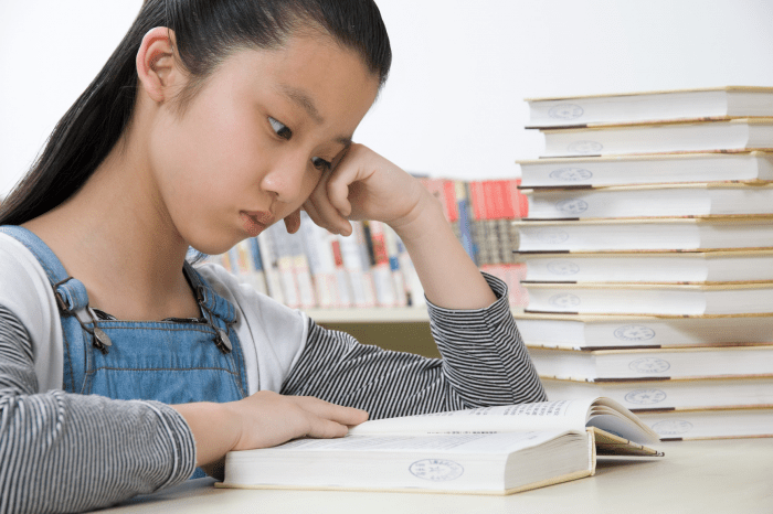 book learning for girls