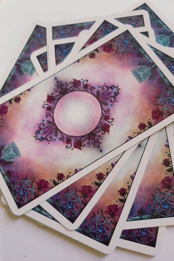 March 2019 – Tarot at the Coast Retreat