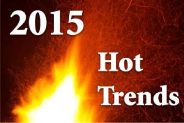 2015 hot trends