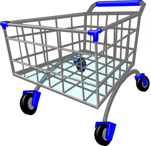 shopping cart public doain