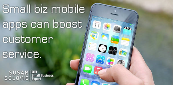small biz mobile apps