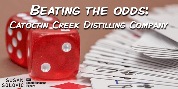 beating the odds catoctin creek