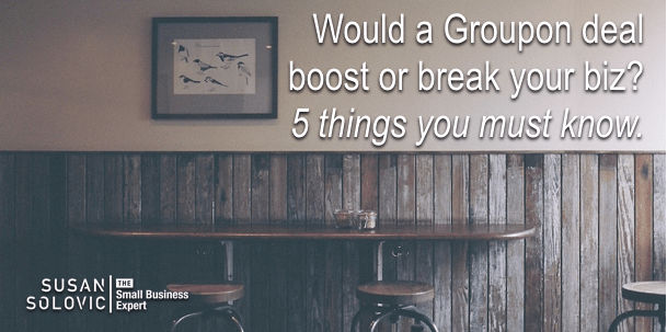 5 things you must know about groupon