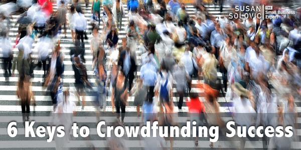 small business crowdfunding success