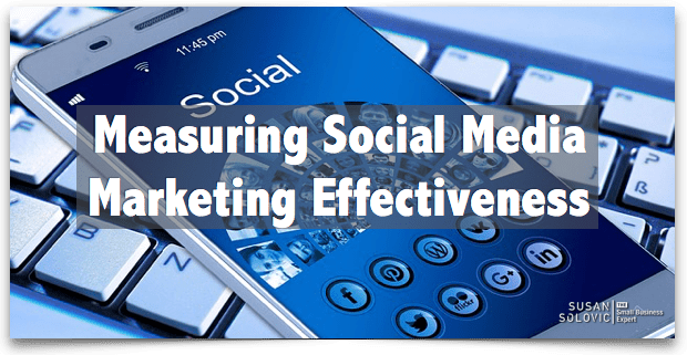 Measuring social media marketing effectiveness