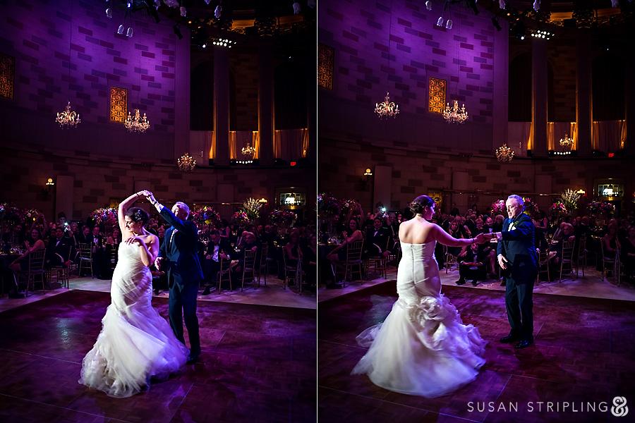 Gotham Hall Wedding  Sari  Matthew  Susan Stripling