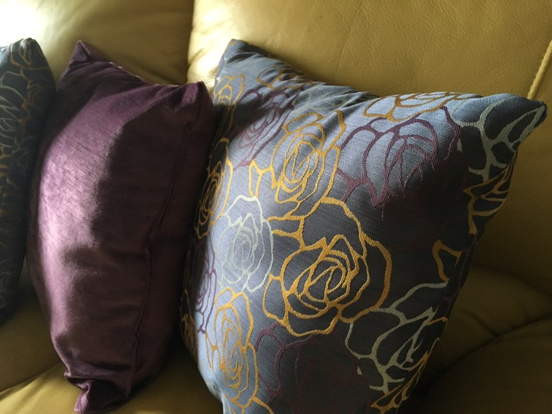 pillows by susan tailors