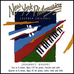 New York Philomusica Chamber Ensemble - Johannes Brahms