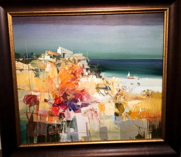 Pietro Piccoli Honored Zantman Art Galleries